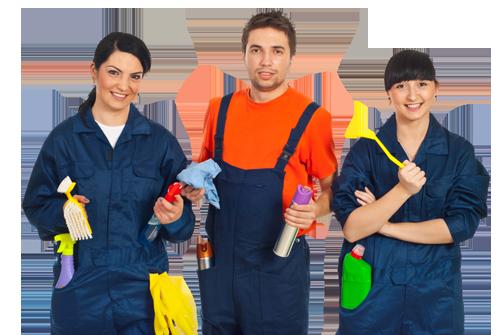 کارگر نظافت منزل