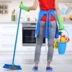 نکات اصولی در نظافت در منزل