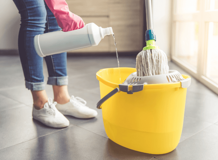 نکات انجام کارهای نظافتی