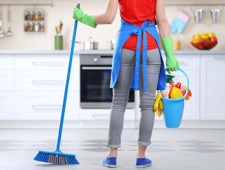مدیرت نظافت منزل